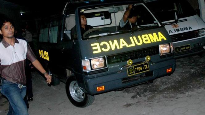 Penggerebekan Terduga Teroris di Klaten