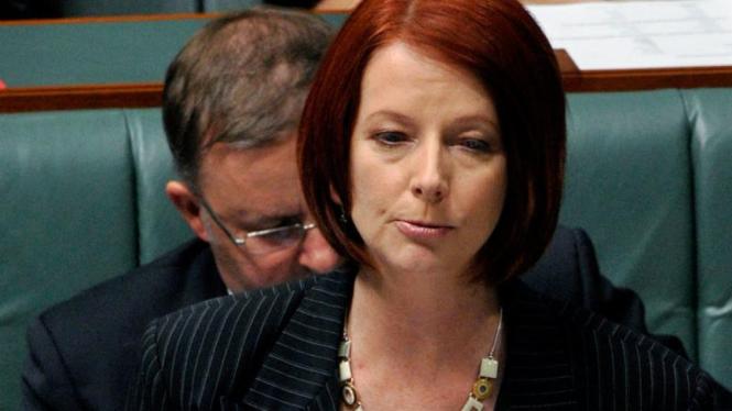 Australia Dipimpin PM Wanita Pertama : Julia Gillard
