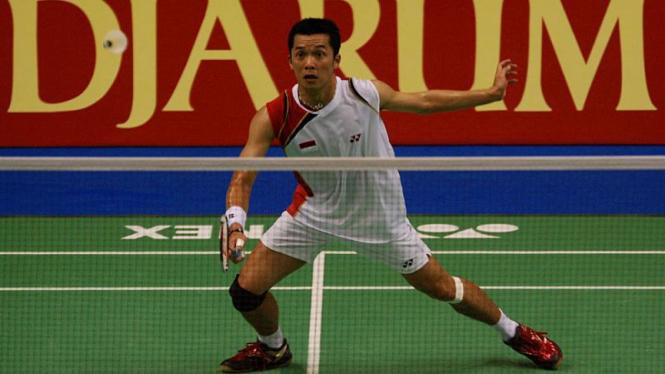 Indonesia Open Series 2010: Taufik Hidayat
