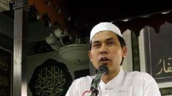Juru Bicara FPI, Munarman