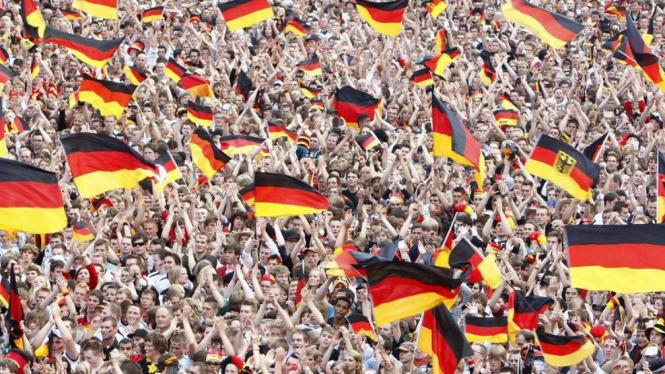 Fans Jerman