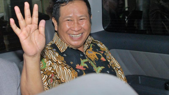 Berkas Susno Duadji Dilimpahkan ke Kejari
