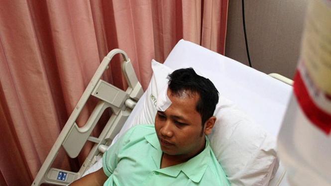Aktivis ICW: Tama S. Langkut korban pembacokan