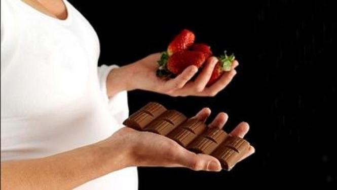 Cokelat baik untuk camilan wanita hamil