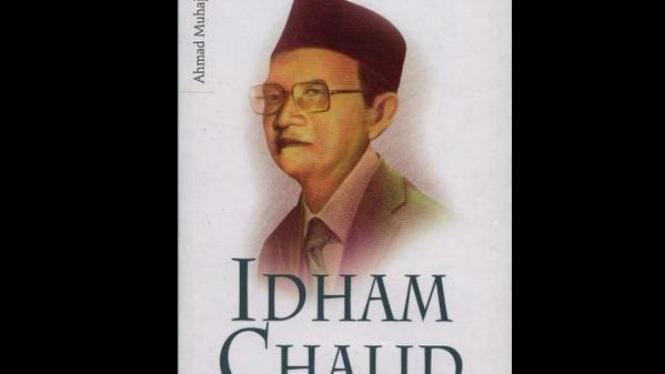 Sampul buku otobigrafi Idham Chalid