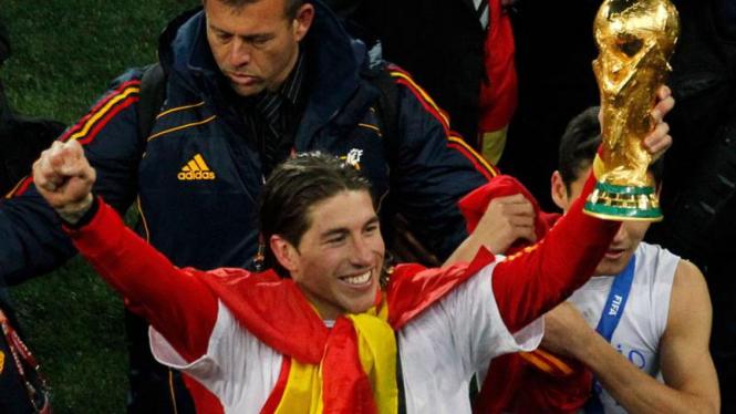 Spanyol Juara