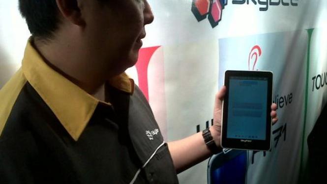Komputer Tablet SkyBee