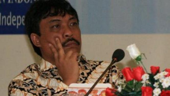 Ketua Komisi Penyiaran Indonesia, Dadang Rahmat Hidayat