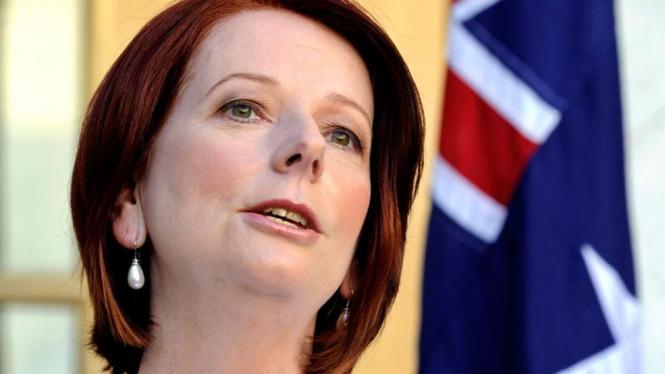 Julia Gillard Siap Menangi Pemilu Australia