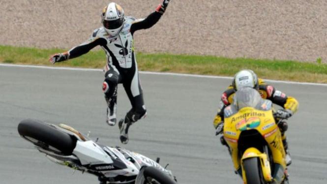 MotoGP Jerman: Randy de Puniet