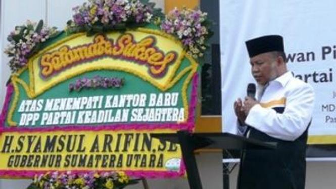 Surahman Hidayat (PKS)