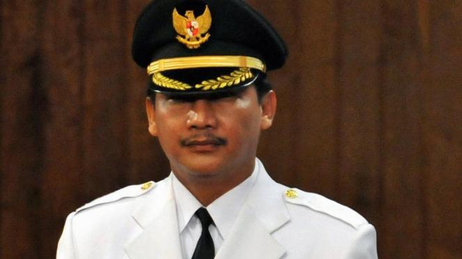 Wali Kota Semarang, Soemarmo Hadi Saputro.