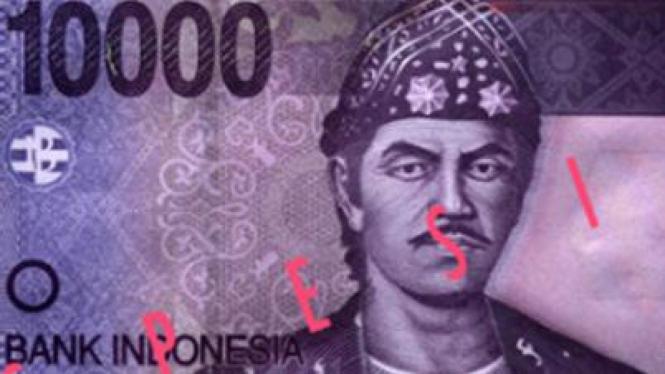 Uang Pecahan Baru 10.000
