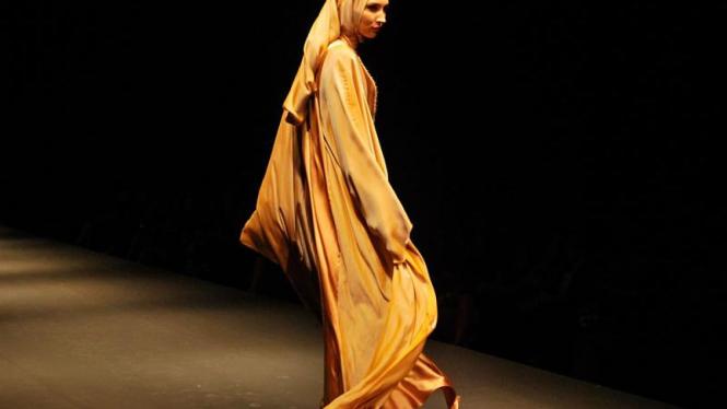 Koleksi Baju Muslim Itang Yunasz Bertajuk Heaven Sent