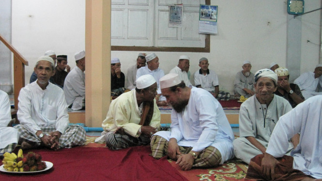 Umat Muslim di Provinsi Narathiwat, Thailand