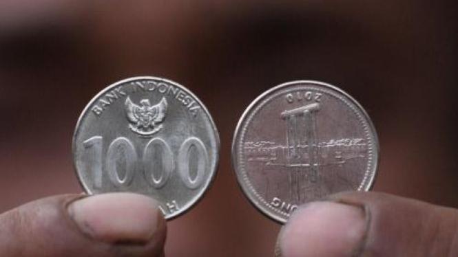 Koin 1.000 rupiah