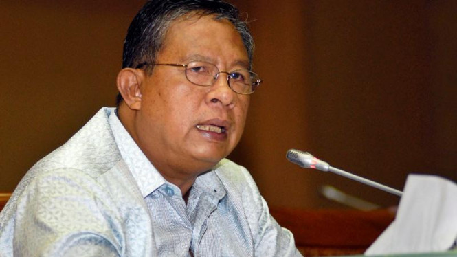 Darmin Nasution Ikuti Uji Kelayakan Cagub Bank Indonesia