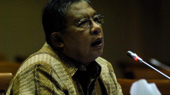 Menteri Koordinator Bidang Perekonomian, Darmin Nasution