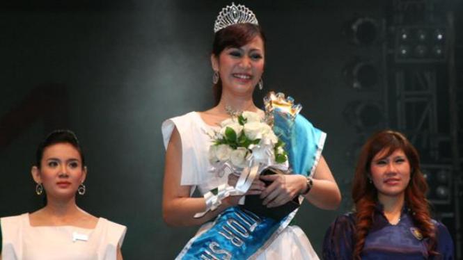 Ajang pemilihan Miss Motor Show 2009 lalu