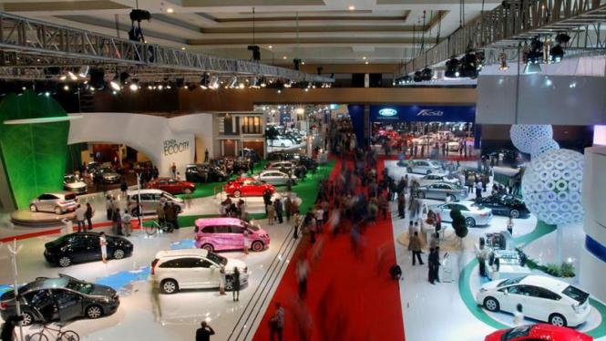 International Indonesia Motor Show (IIMS) 2010