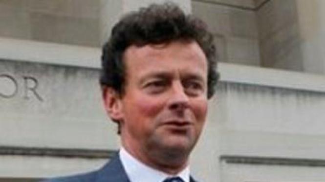 CEO BP, Tony Hayward