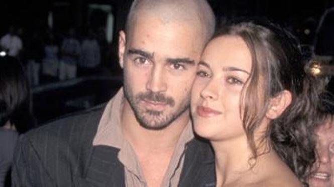 Colin Farrell & Amelia Warner