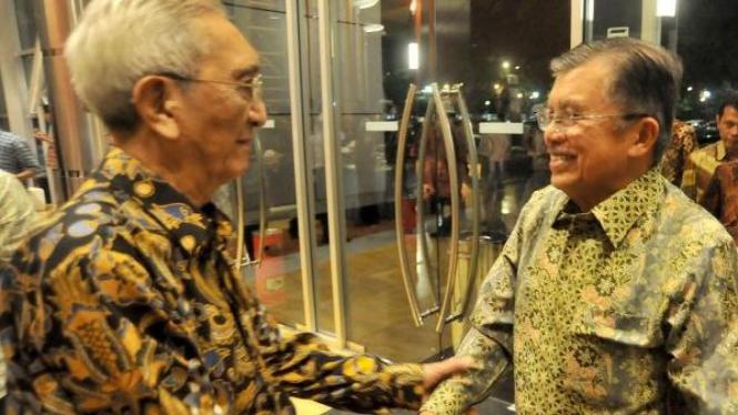 Rosihan Anwar dan Jusuf Kalla