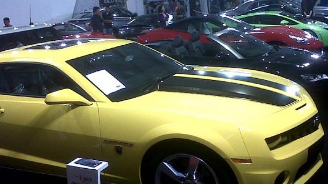 Bumblebee (Chevrolet Camaro SS)