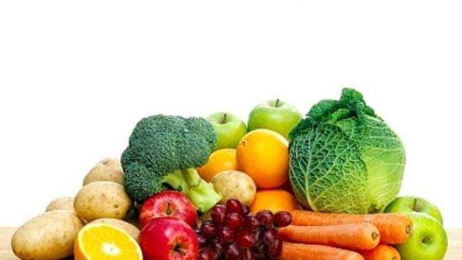 Sayur dan buah segar