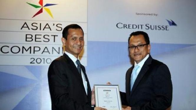 Penghargaan FinanceAsia bagi BTel