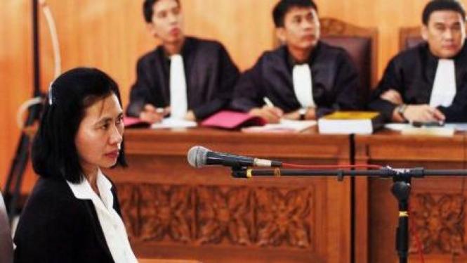 AKP Sri Sumartini diadili