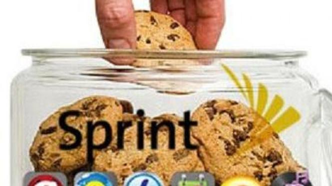 Poster iklan GetJar - Sprint