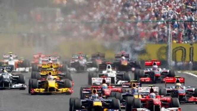Grand Prix F1 Hongaria