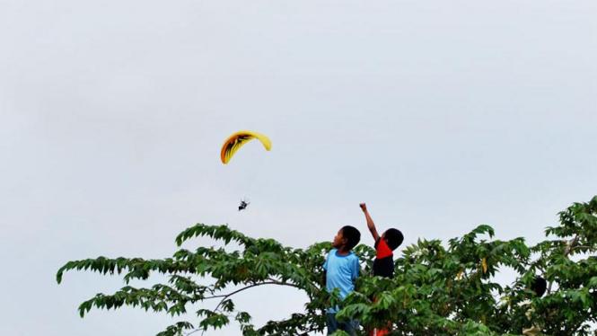 Aksi Paramotor Akan Semarakkan Sail Banda 2010