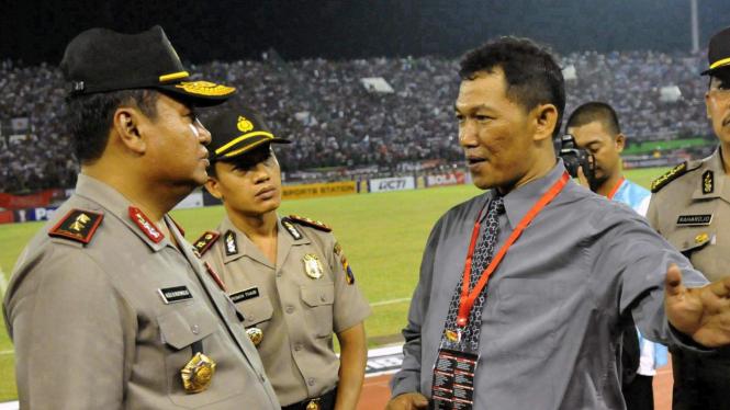 Kapolda Jawa Tengah Irjen Pol Alex Bambang Riatmodjo