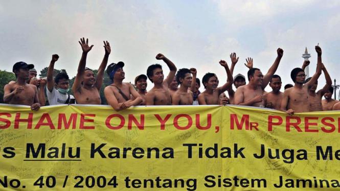 Aksi Jaminan Sosial