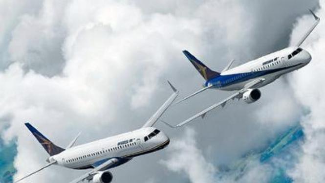 Pesawat produksi Embraer