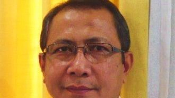 alm. Setia Permana, anggota Fraksi PDIP DPR RI