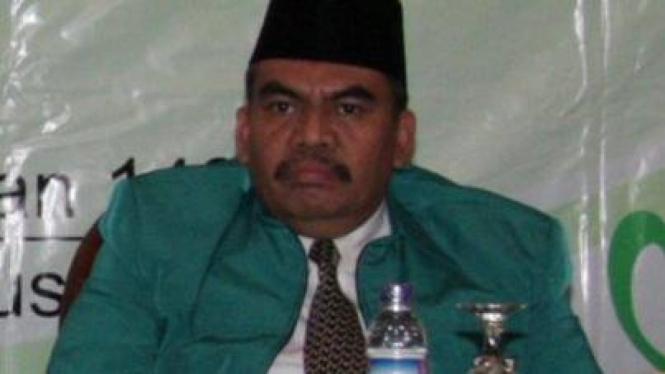 Irgan Chairul Mahfiz (PPP)