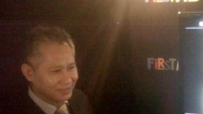 Hengkie Liwanto, Presiden Direktur First Media
