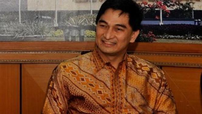 Dimyati Natakusumah (PPP).
