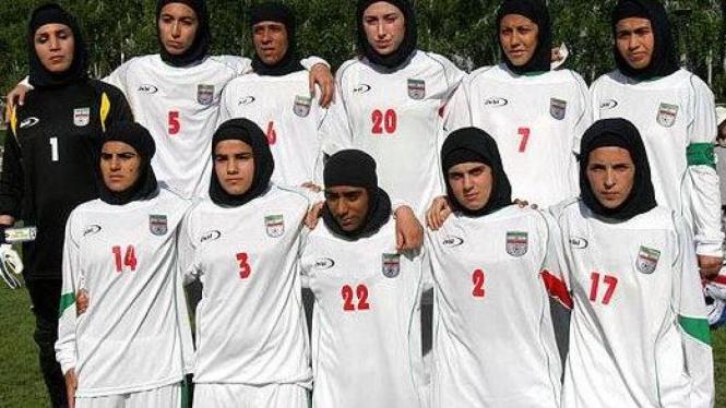 Tim sepakbola wanita Iran