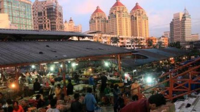 Pasar Kue Subuh, Senen, Jakarta Pusat