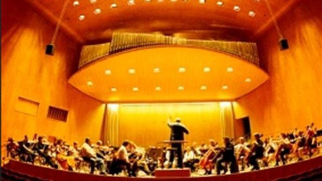 Ilustrasi Orkestra