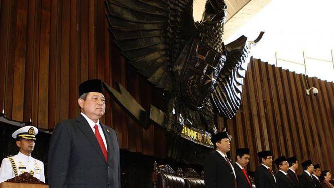 Pidato Kenegaraan Presiden SBY