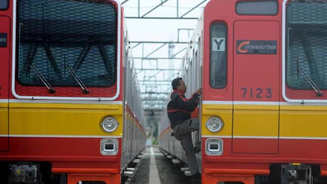 Kereta Khusus Wanita