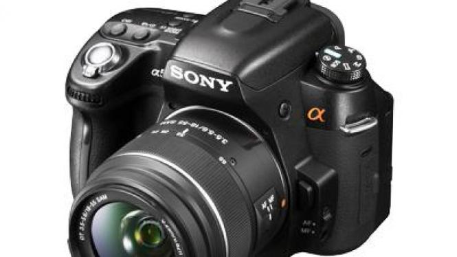 Sony DSLR-A560