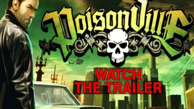 Poisonville, game online buatan Playboy