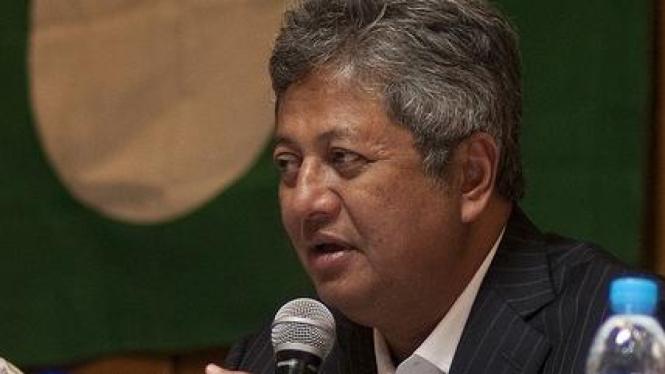 Mantan Menteri Kehakiman Malaysia, Datuk Mohd. Zaid Ibrahim