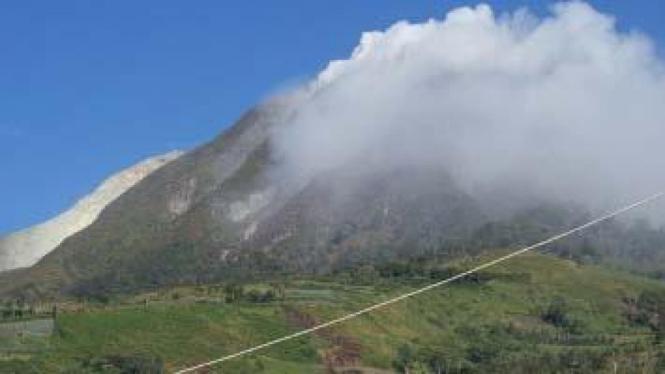 Gunung Sinabung, Sumatera Utara